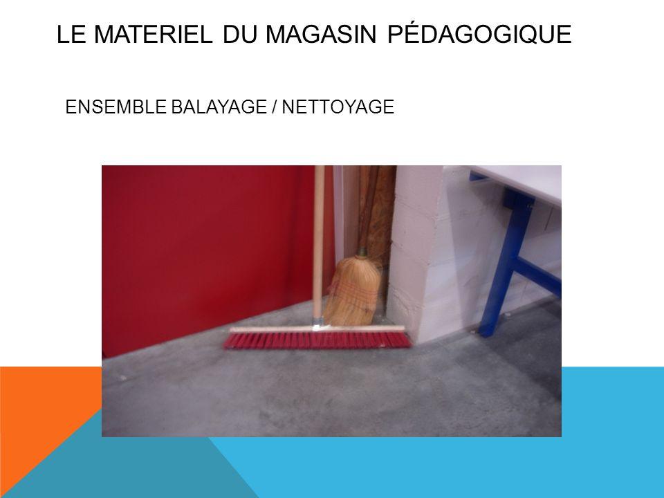 ENSEMBLE BALAYAGE / NETTOYAGE