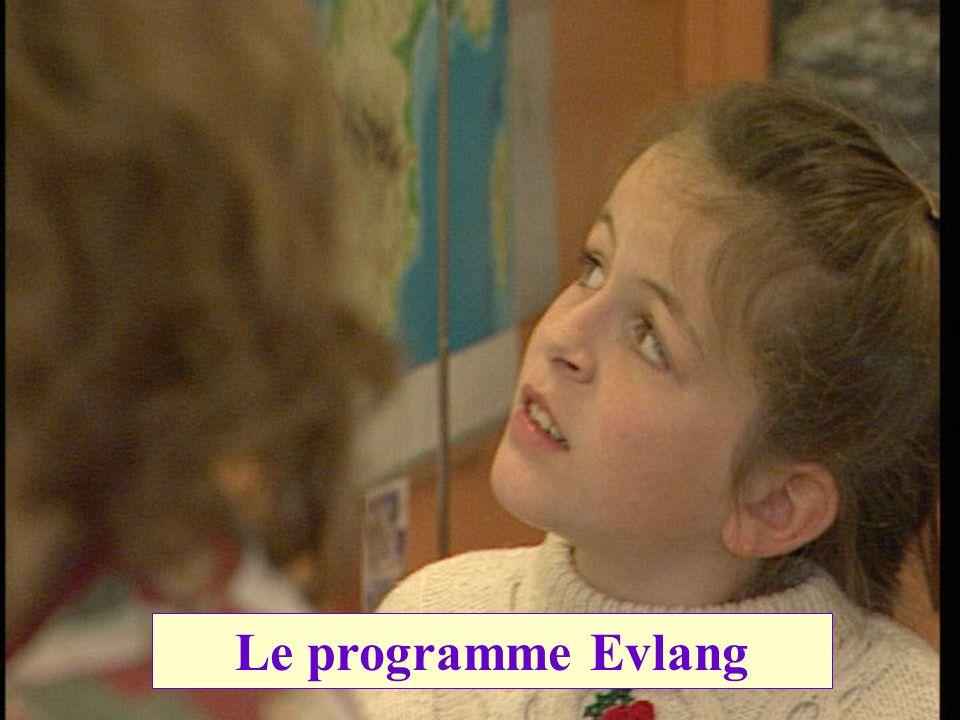 Le programme Evlang
