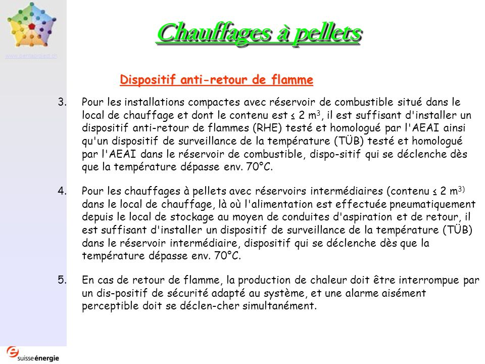 Dispositif anti-retour de flamme