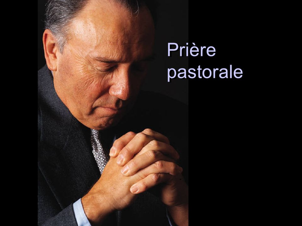 Prière pastorale