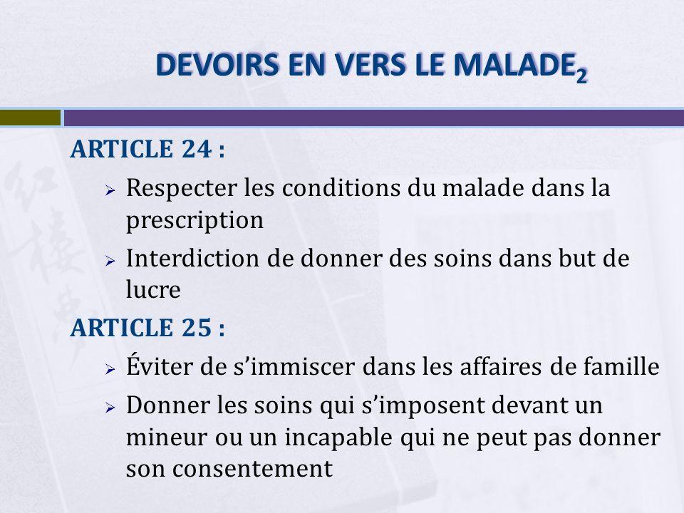 DEVOIRS EN VERS LE MALADE2