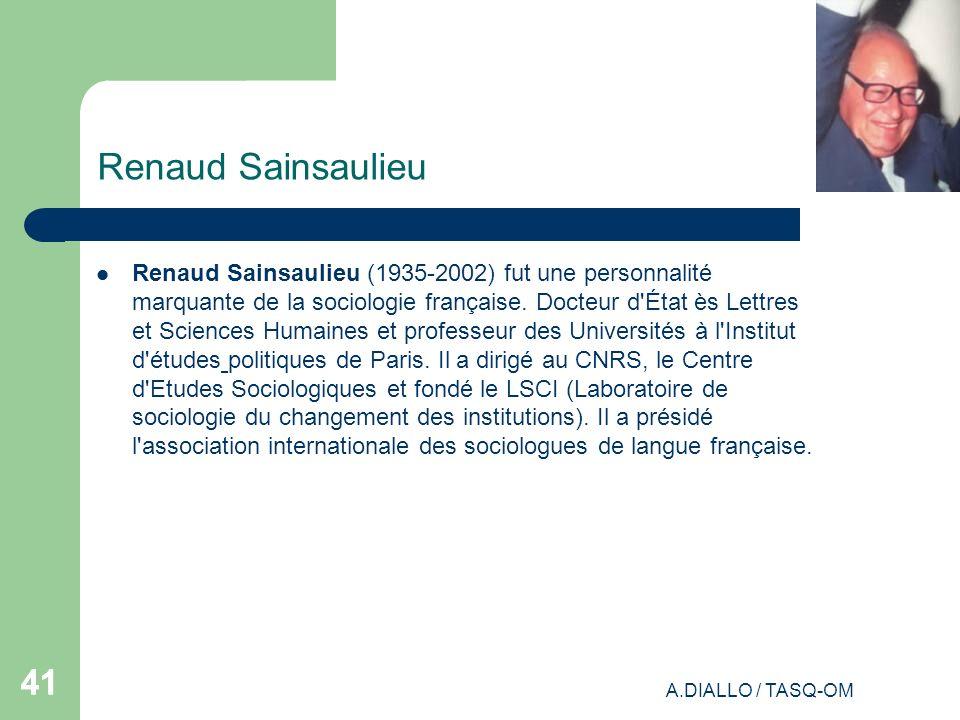 Renaud Sainsaulieu