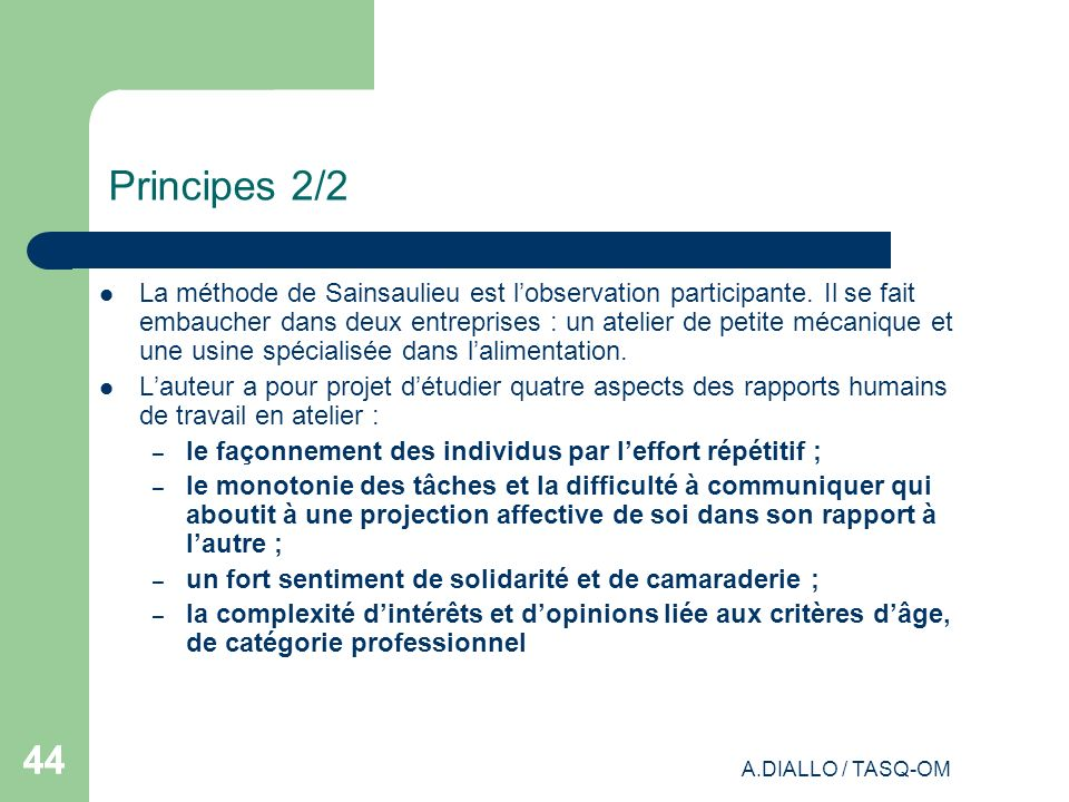 Principes 2/2