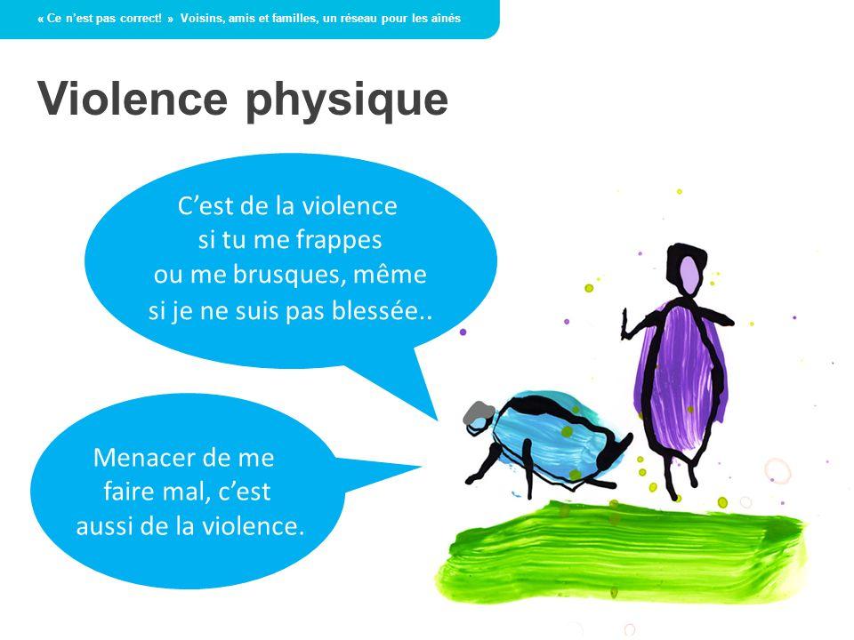 Slide handout 3 30 2017 comment reconna tre les signes de - Porter plainte pour violence physique ...