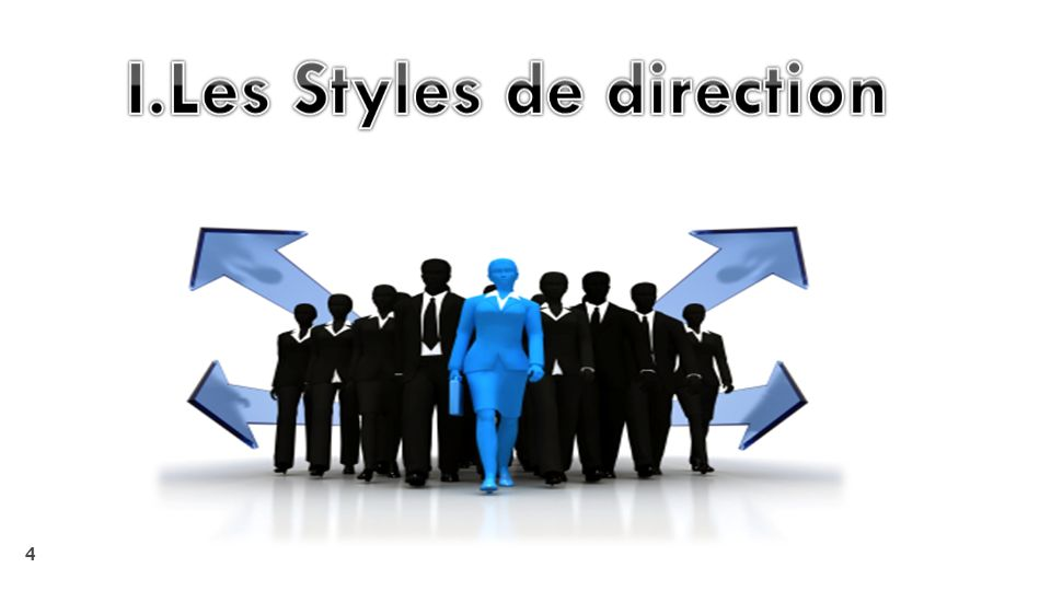 I.Les Styles de direction