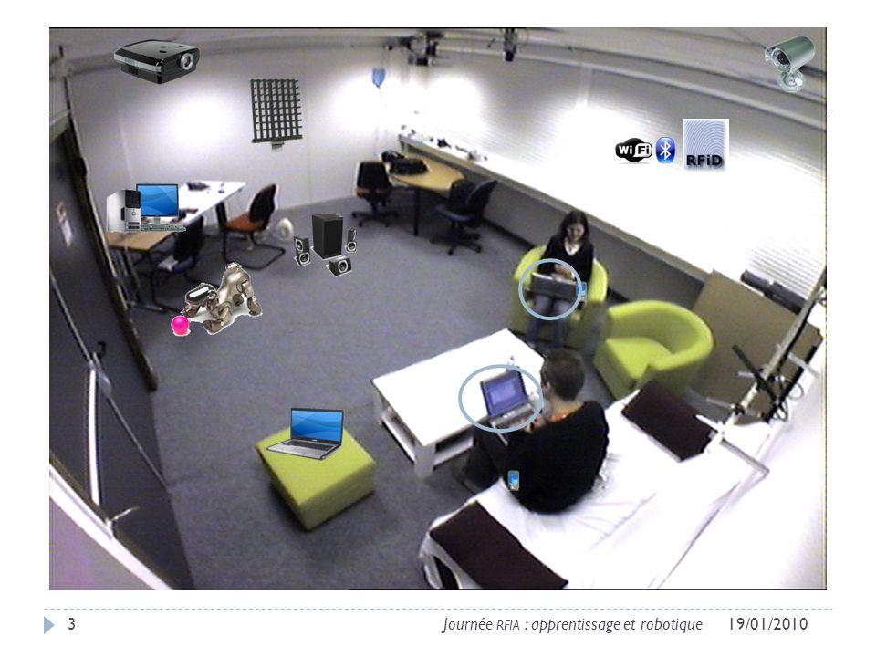 Journée rfia : apprentissage et robotique 19/01/2010