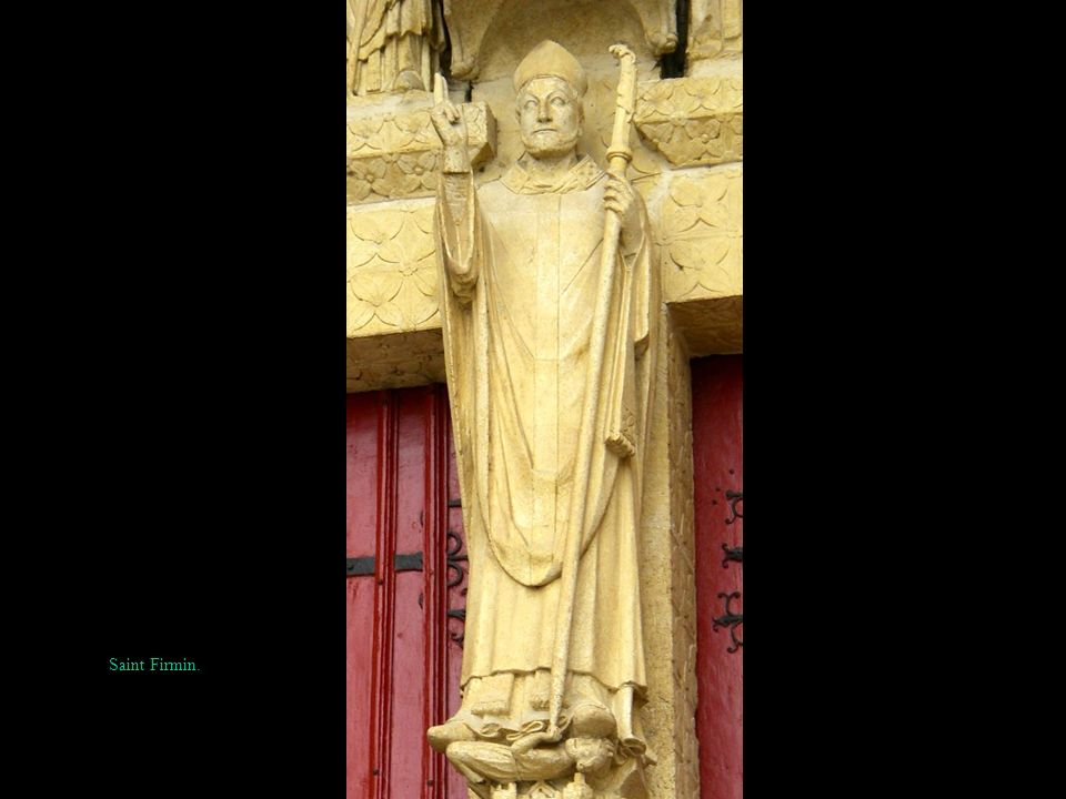 Saint Firmin.