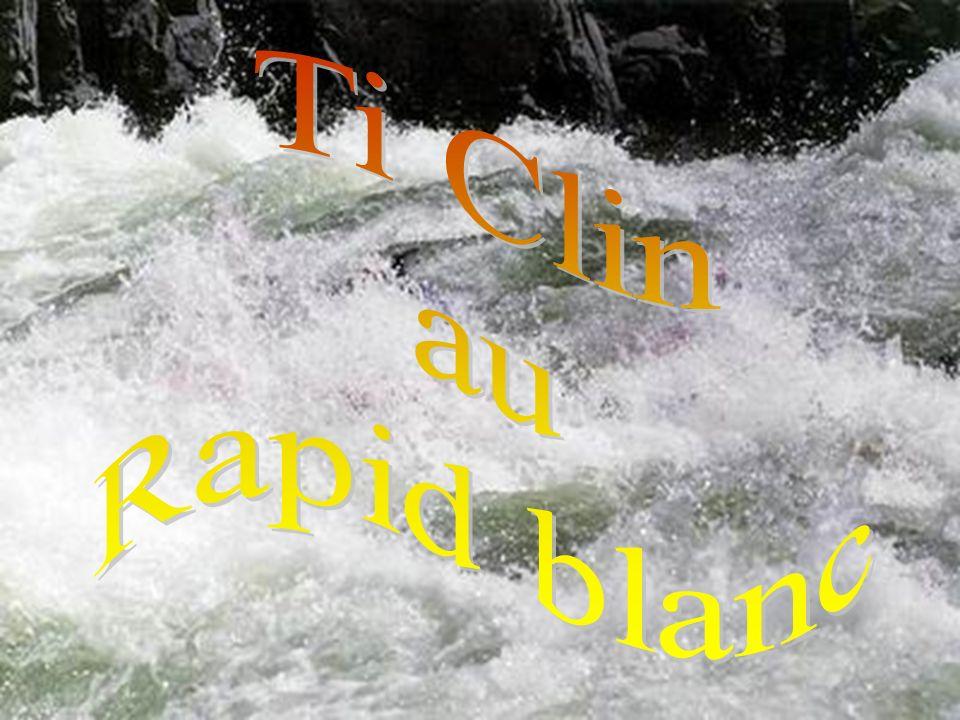 Ti Clin au Rapid blanc