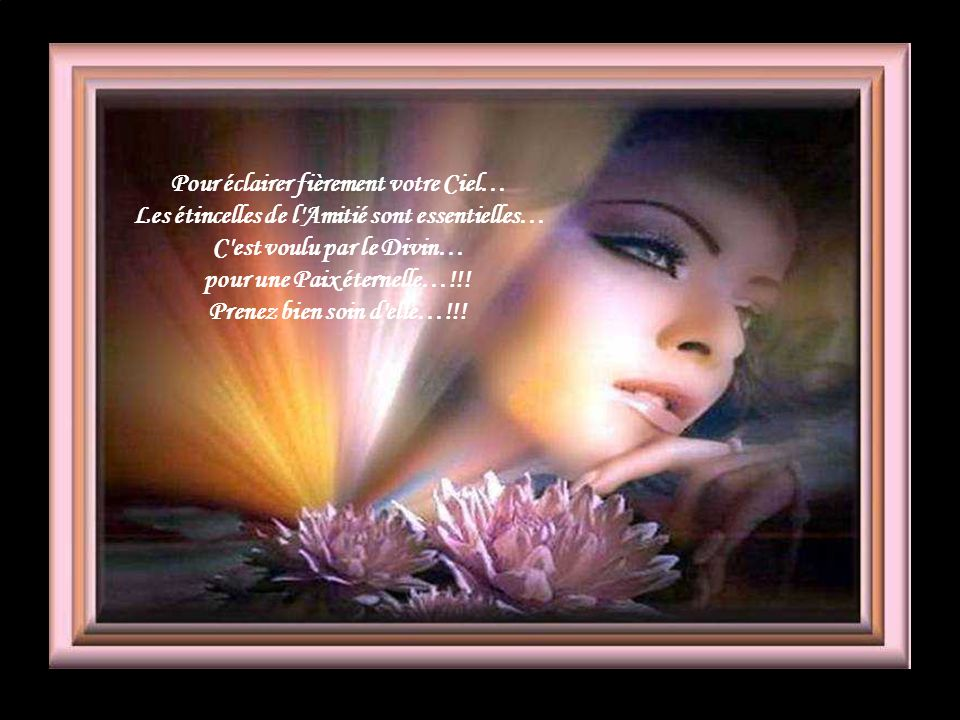 Pour éclairer fièrement votre Ciel…