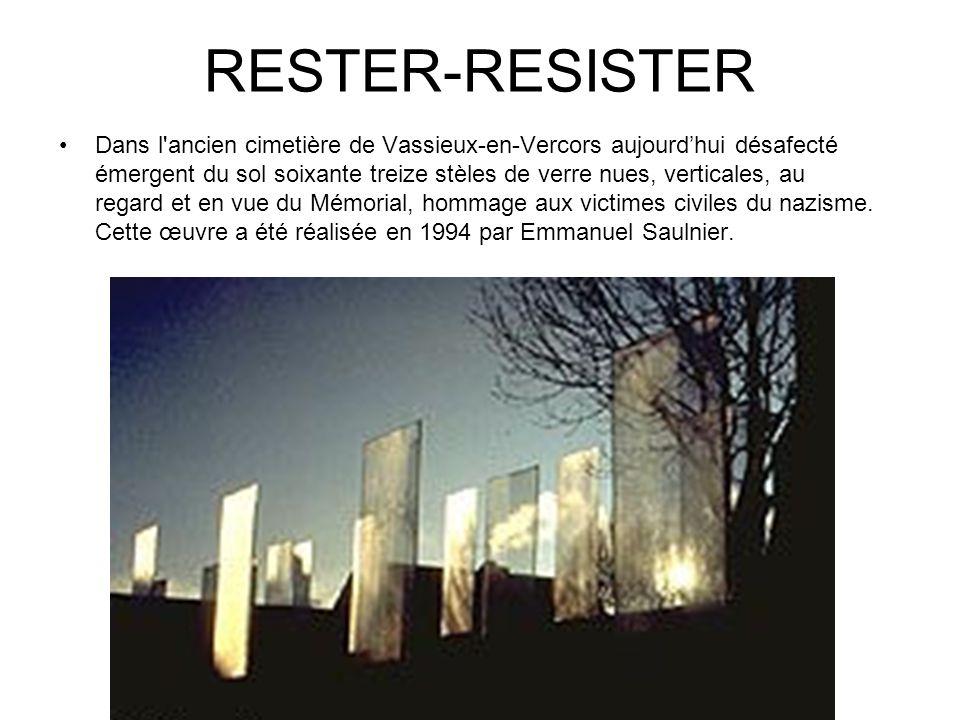 RESTER-RESISTER
