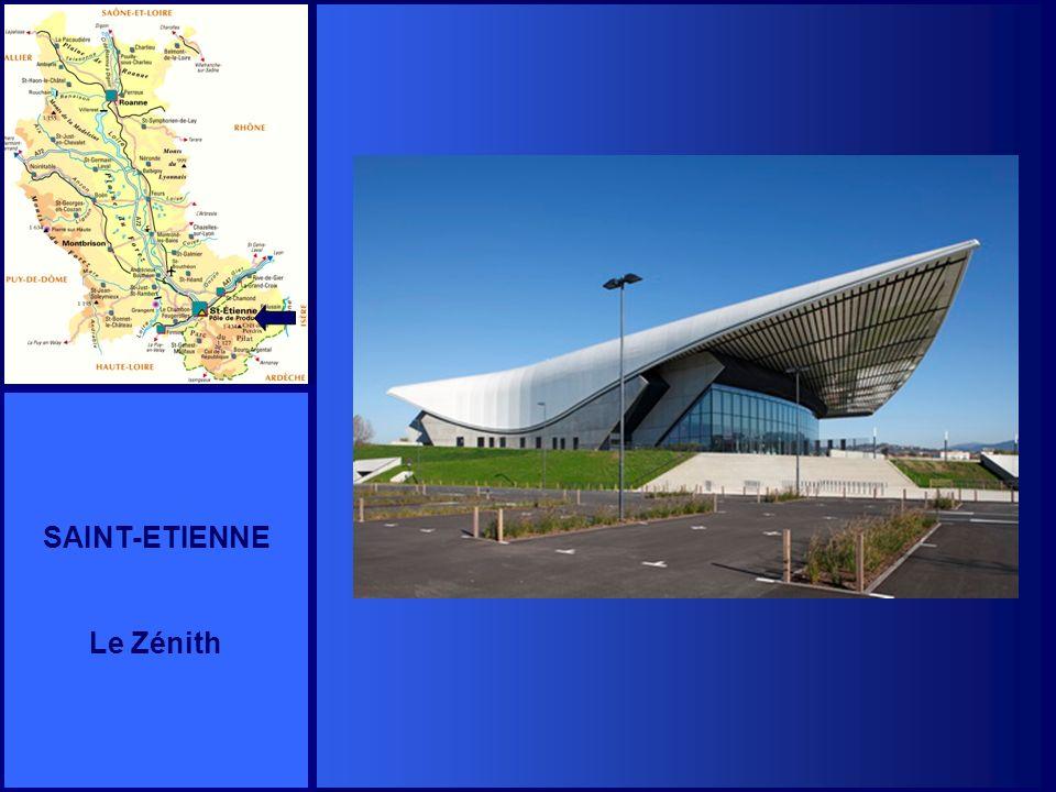 SAINT-ETIENNE Le Zénith