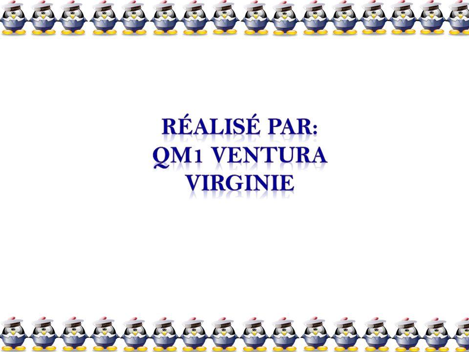 Réalisé par: QM1 VENTURA Virginie