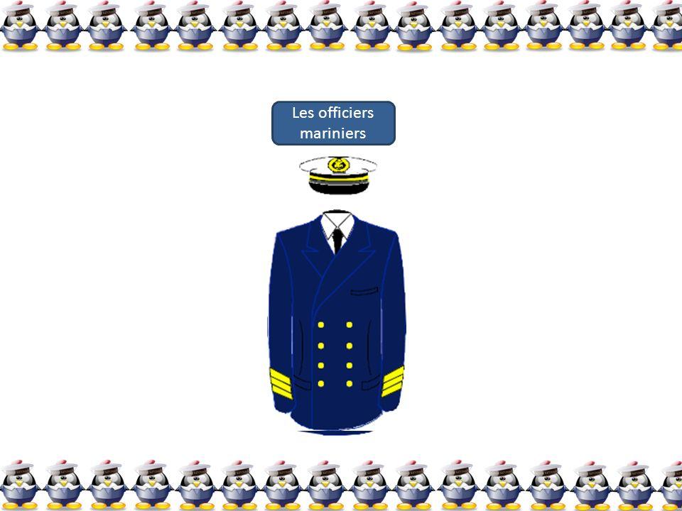 Les officiers mariniers L'équipage