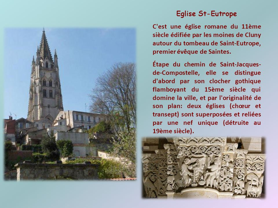 Eglise St-Eutrope