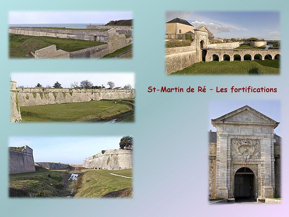 St-Martin de Ré – Les fortifications