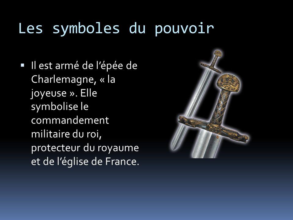 Les symboles du pouvoir