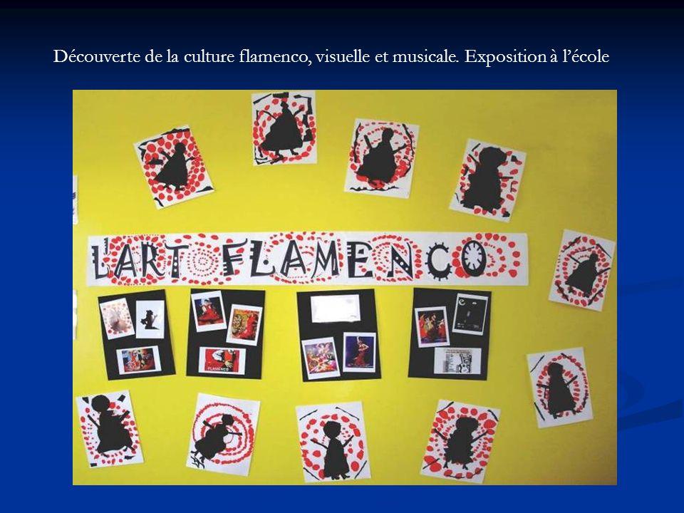 Découverte de la culture flamenco, visuelle et musicale