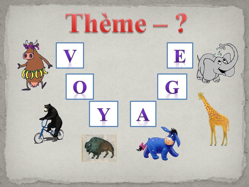 Thème – V E O G Y A
