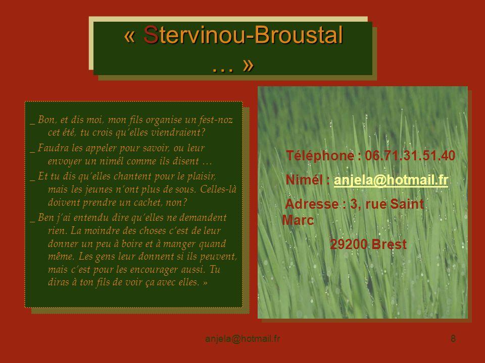 « Stervinou-Broustal … »