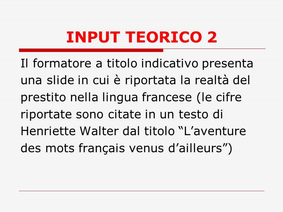 INPUT TEORICO 2