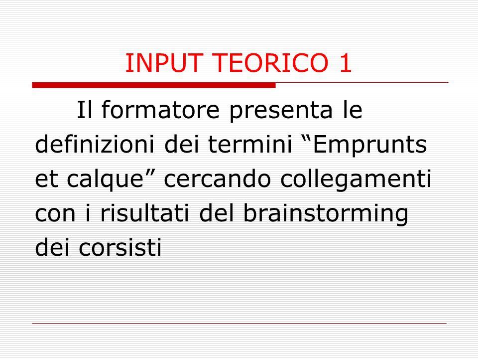 INPUT TEORICO 1