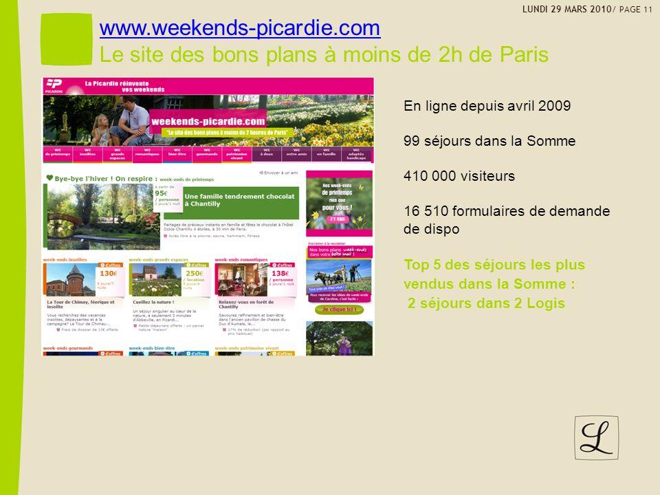 Le site des bons plans à moins de 2h de Paris