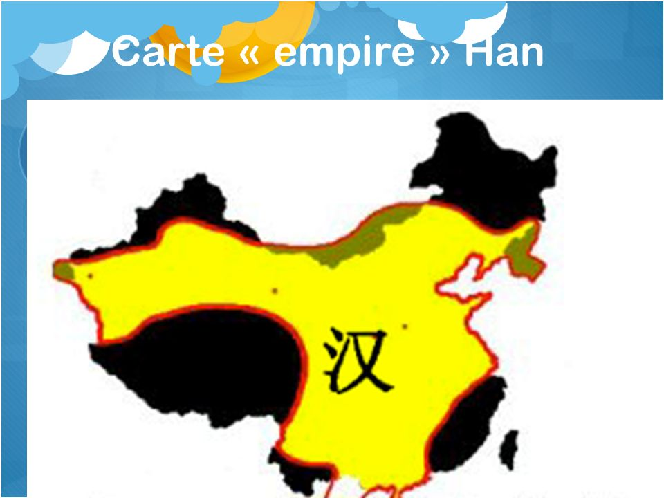 Carte « empire » Han