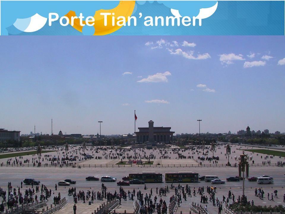 Porte Tian'anmen