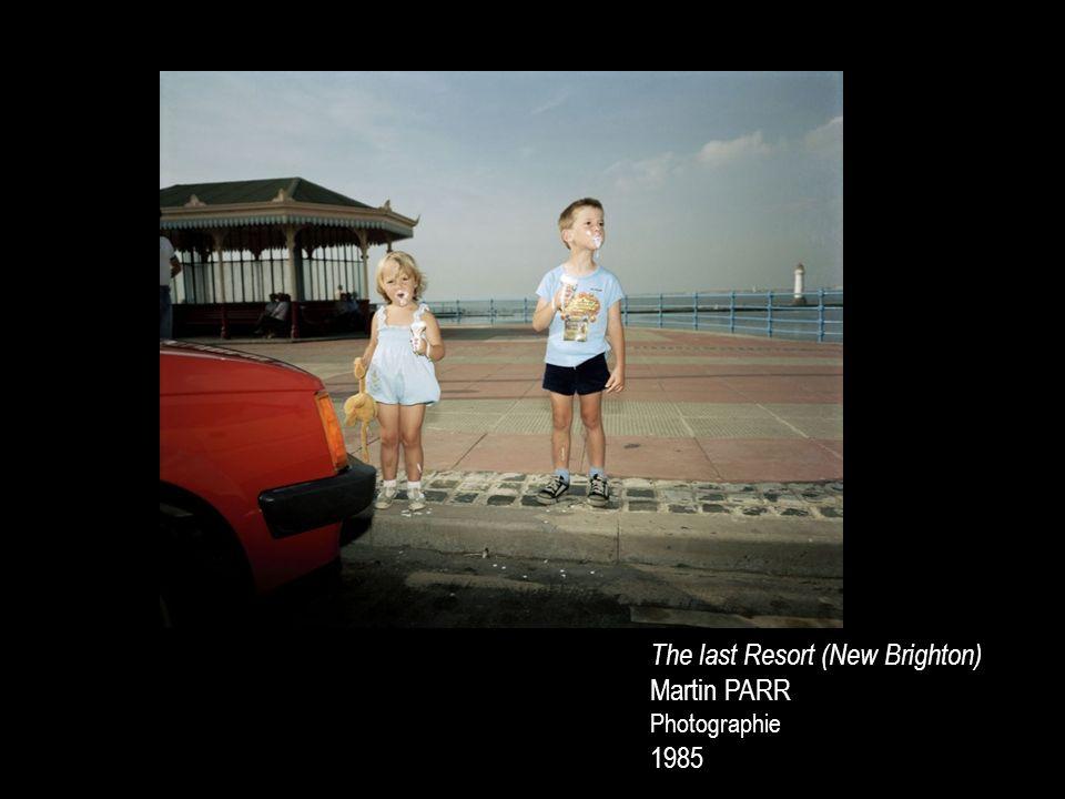 The last Resort (New Brighton) Martin PARR 1985