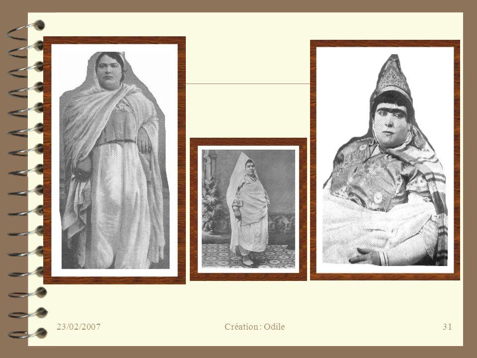23/02/2007 Création : Odile