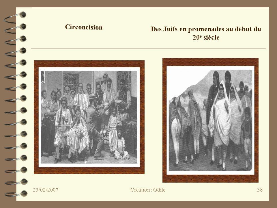 Des Juifs en promenades au début du 20e siècle