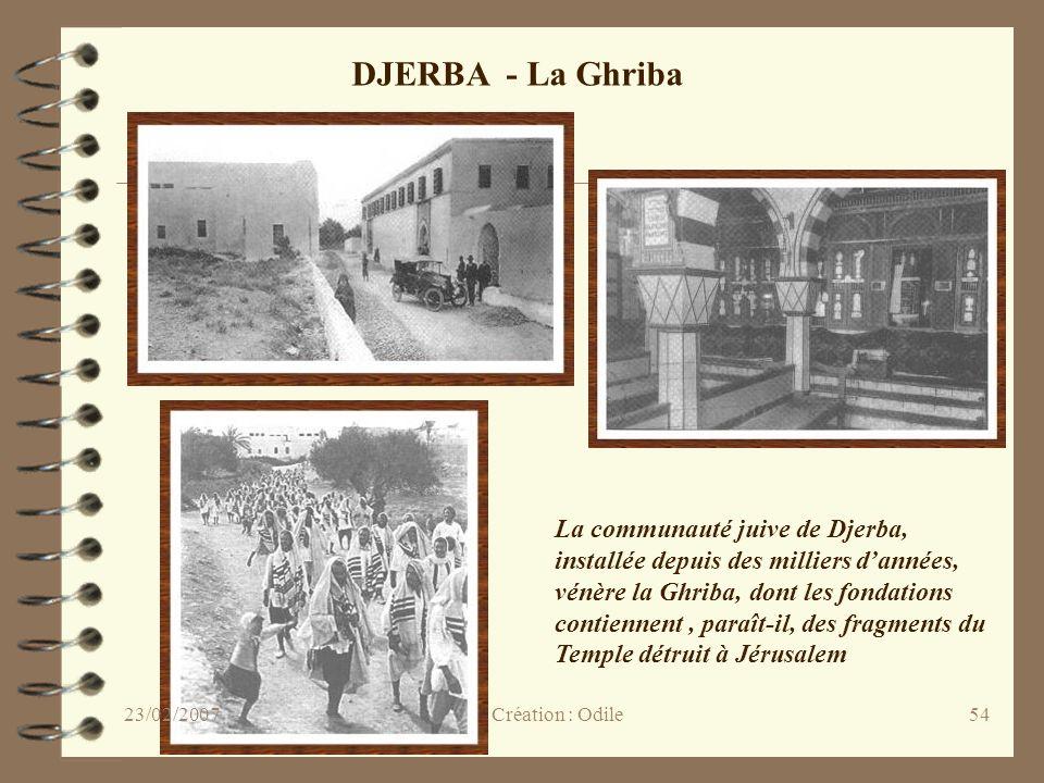 DJERBA - La Ghriba