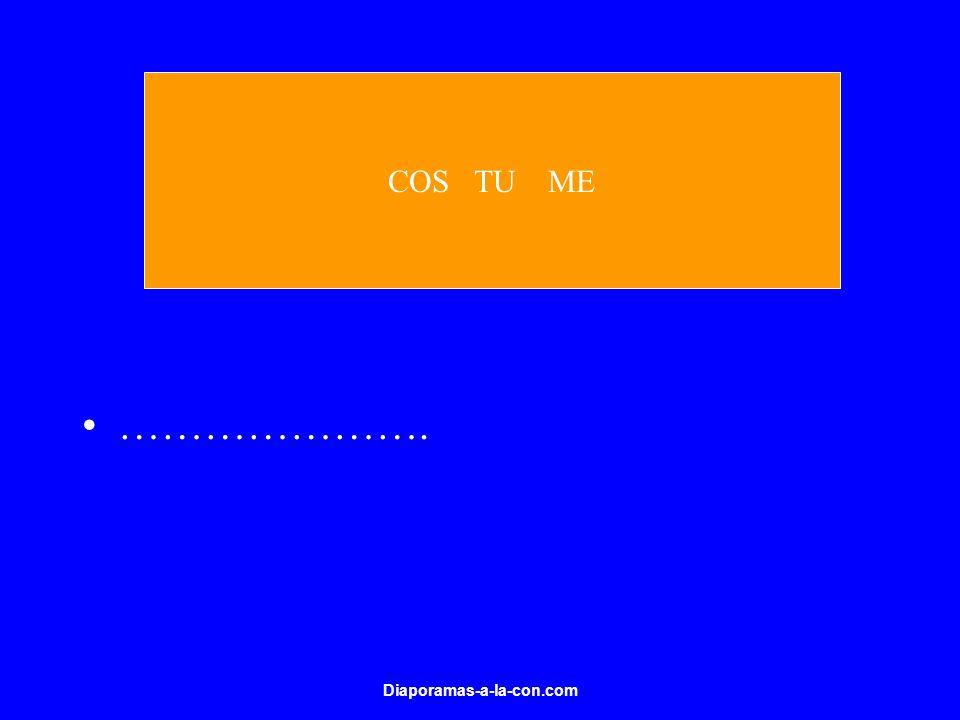 COS TU ME …………………. Diaporamas-a-la-con.com