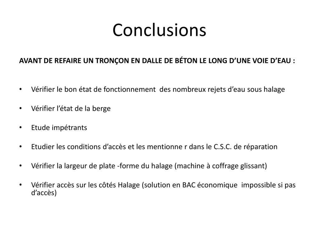 Interesting Conclusions Avant De Refaire Un Tronon En Dalle De Bton Le Long  Duune Voie With Refaire Une Dalle Beton.