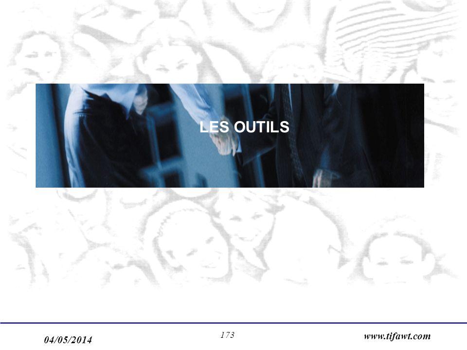 LES OUTILS www.tifawt.com 30/03/2017