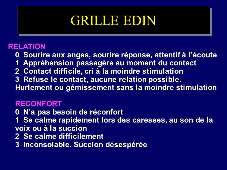 GRILLE EDIN