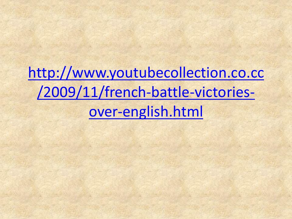 http://www. youtubecollection. co