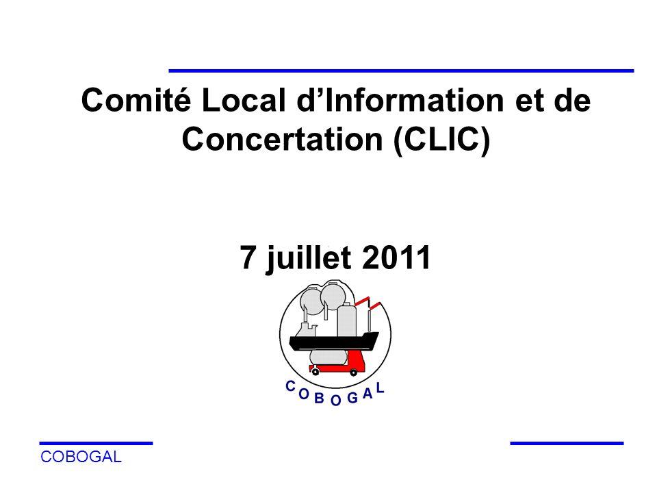 Comité Local d'Information et de Concertation (CLIC)
