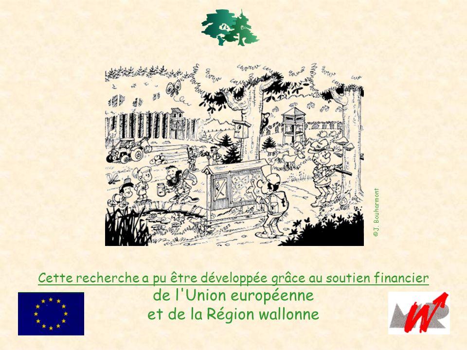 et de la Région wallonne