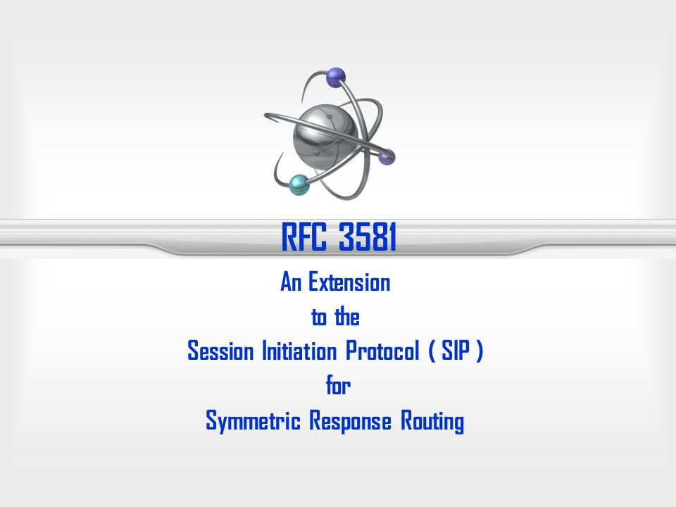 Session Initiation Protocol ( SIP ) Symmetric Response Routing