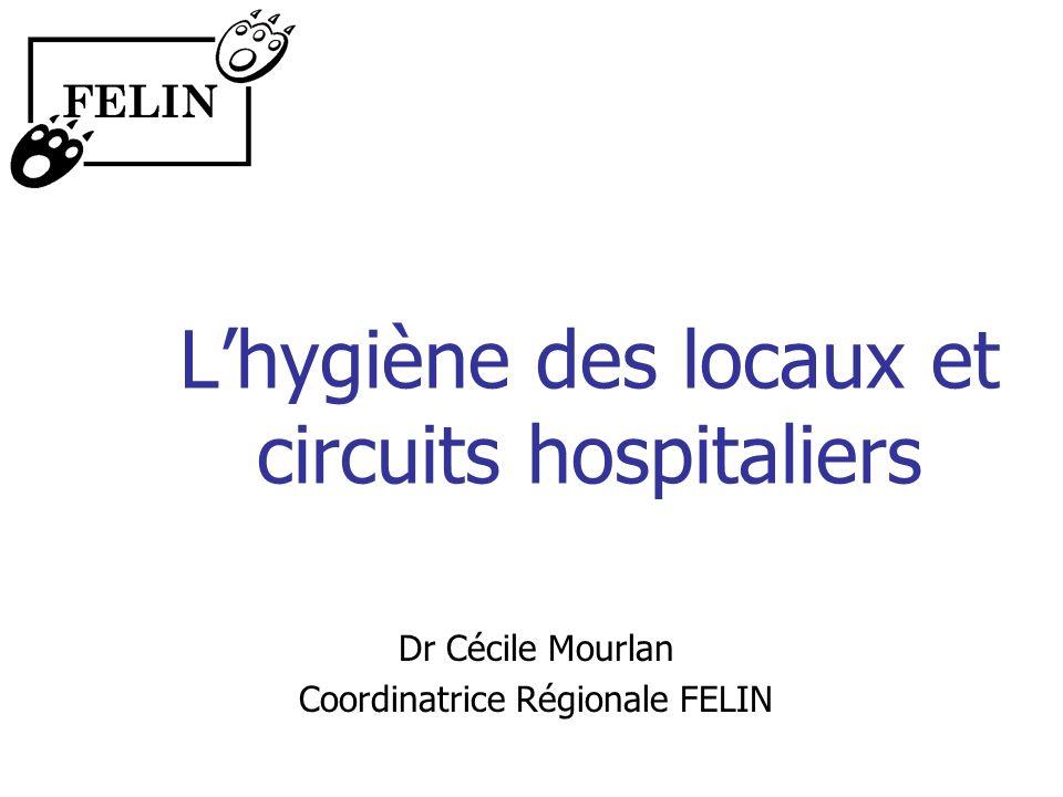 L'hygiène des locaux et circuits hospitaliers
