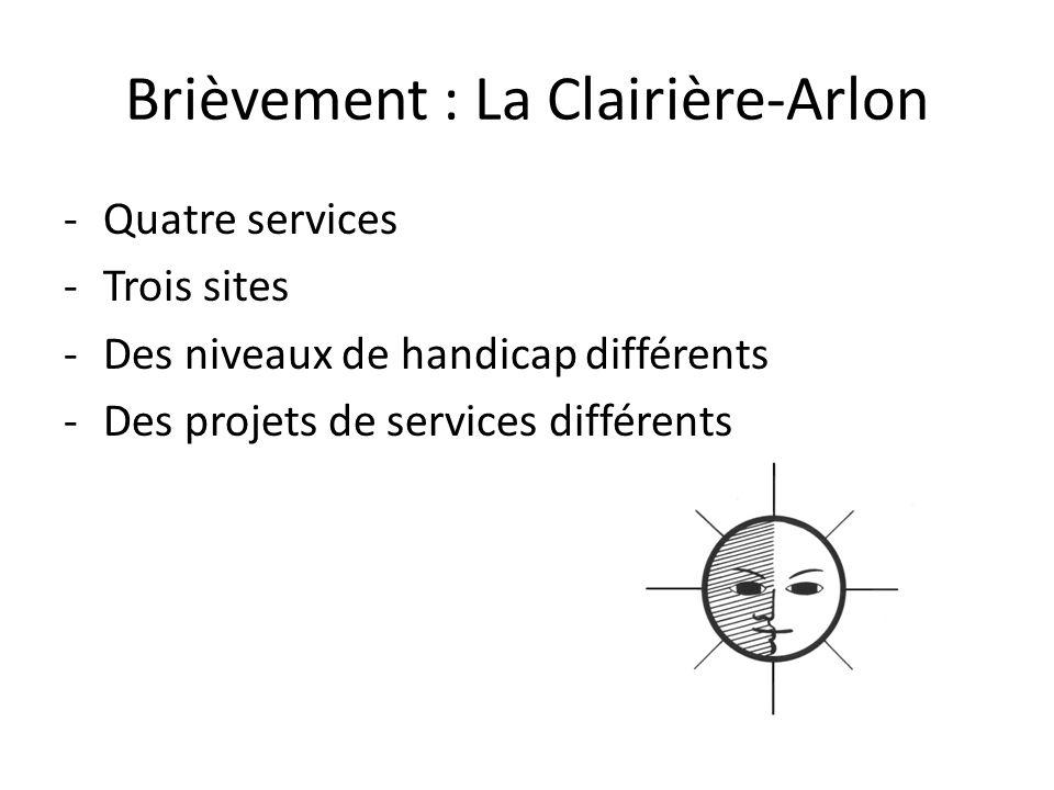 Brièvement : La Clairière-Arlon