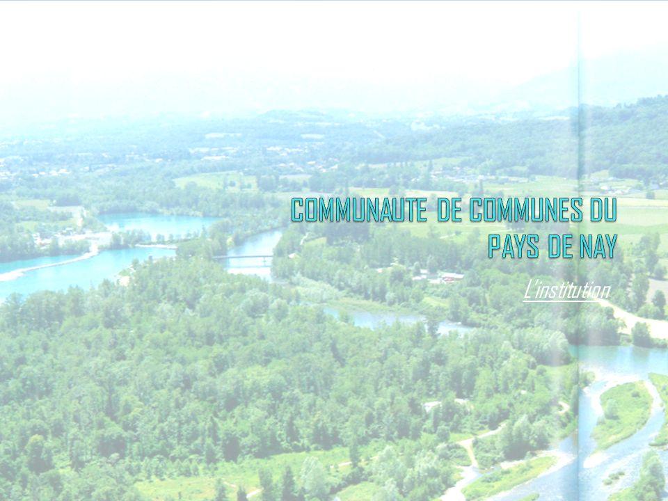 COMMUNAUTE DE COMMUNES DU PAYS DE NAY