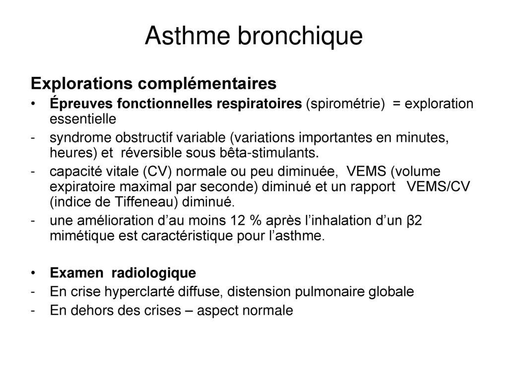 syndromes respiratoires