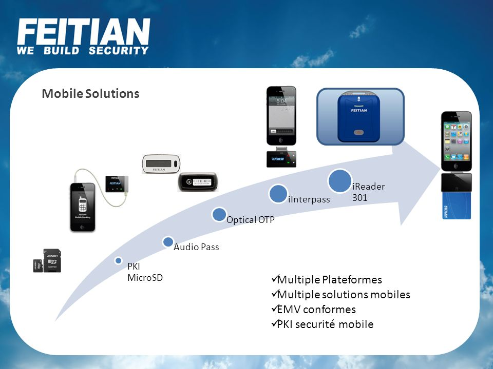 Mobile Solutions Mobile Multiple Plateformes