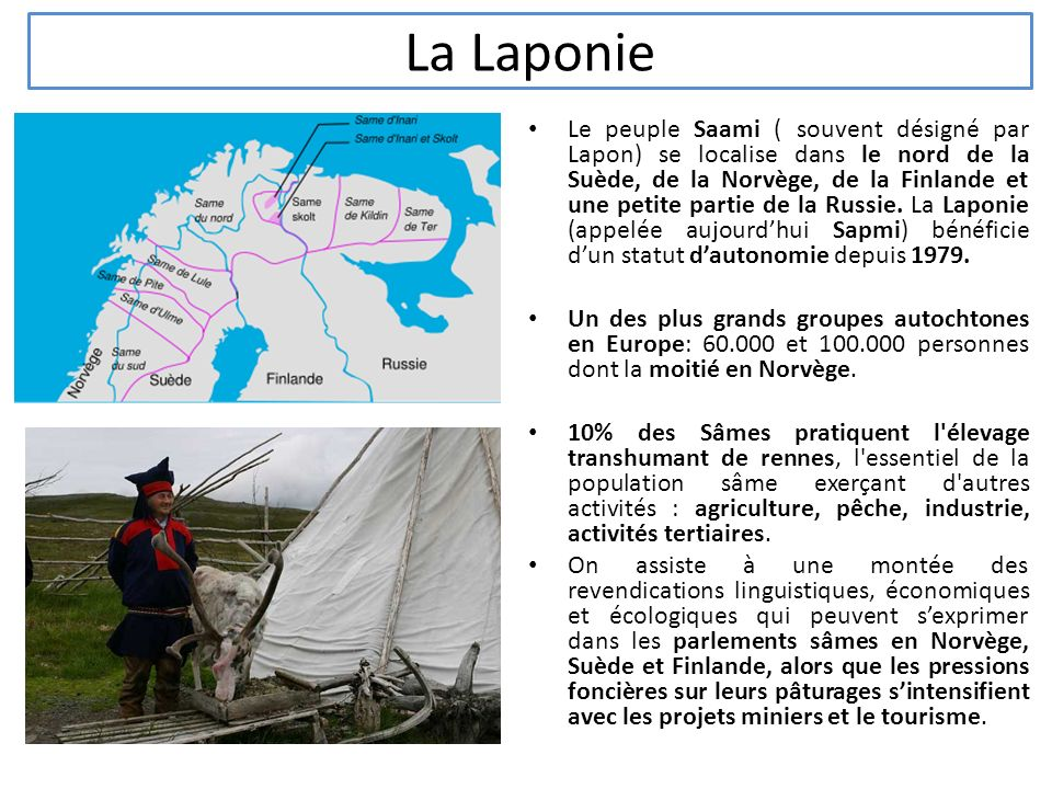 La Laponie