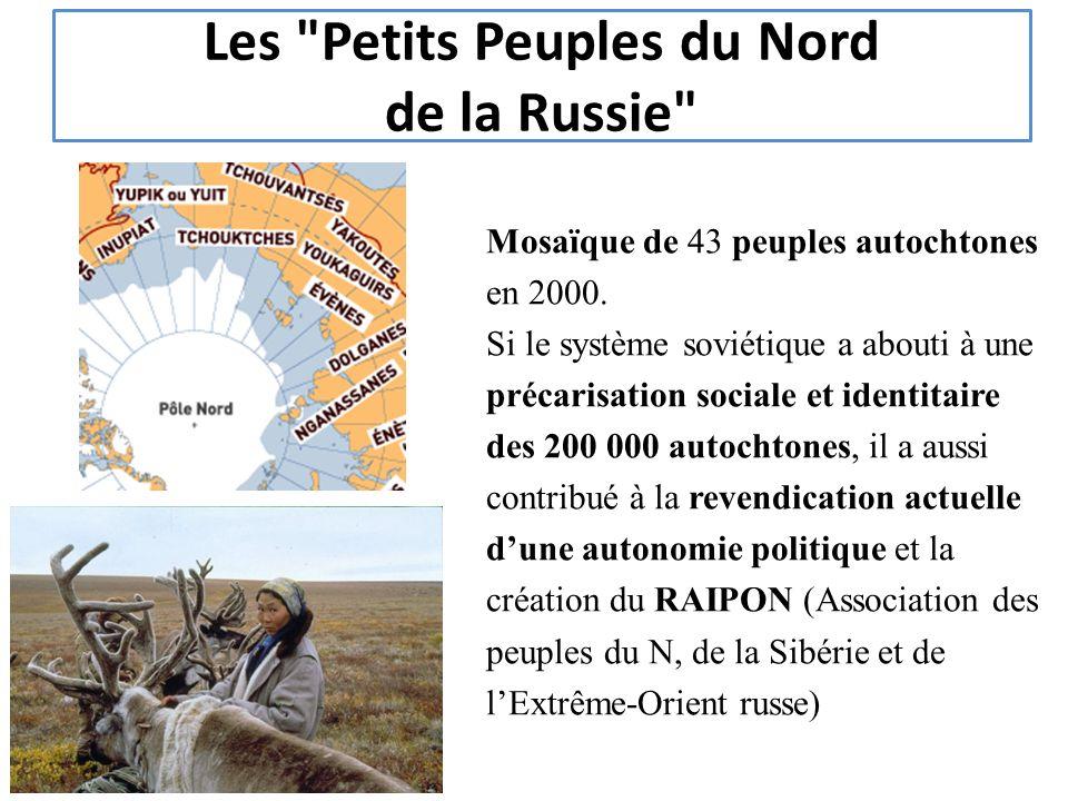 Les Petits Peuples du Nord de la Russie