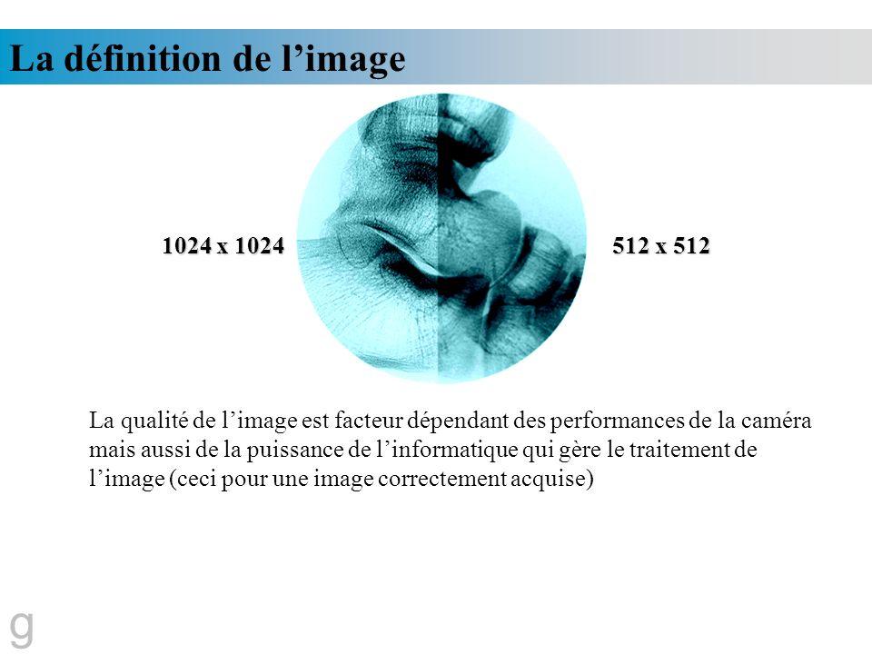g La définition de l'image 1024 x 1024 512 x 512