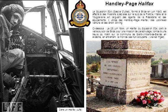 Handley-Page Halifax