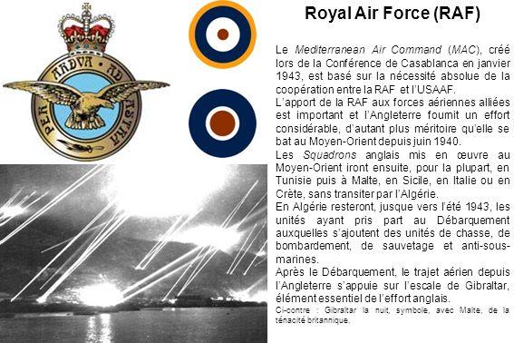 Royal Air Force (RAF)
